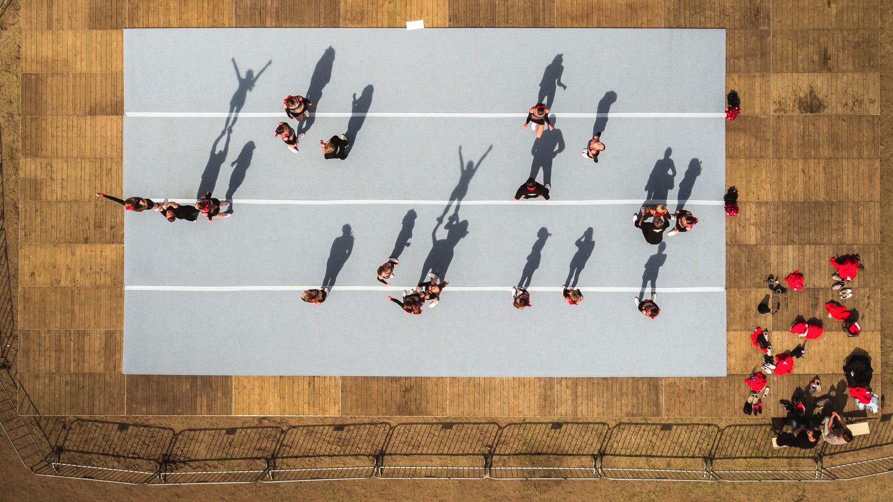 luchtfoto eindhoven