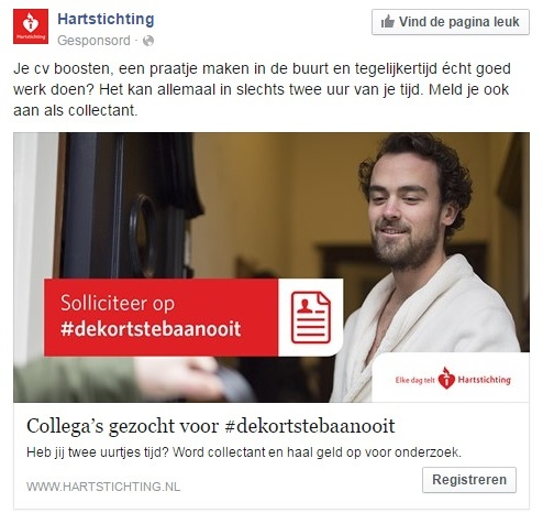 Hartstichting - FB ad 1