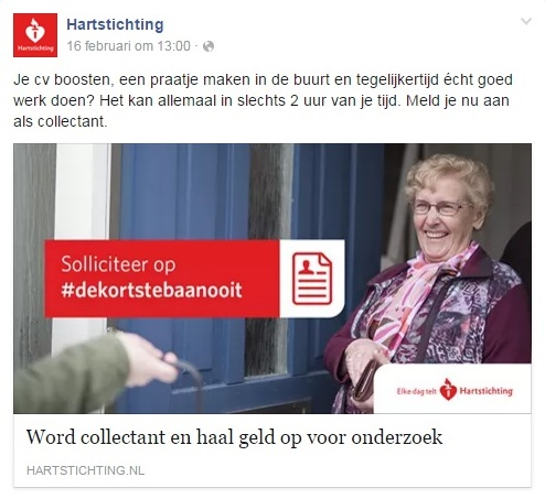 Hartstichting - FB ad 2
