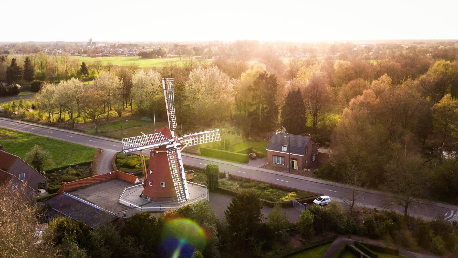 drone beelden laten maken eindhoven