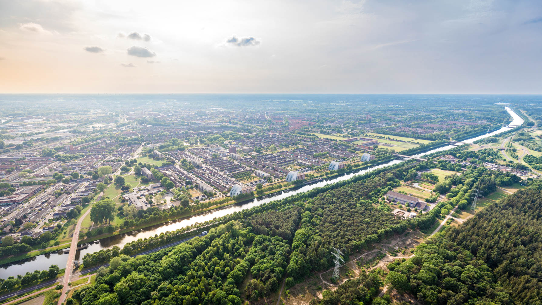 helicopter fotografie eindhoven