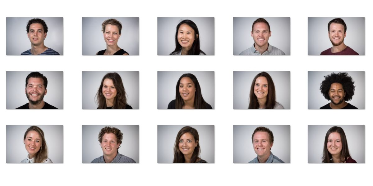 Voorbeeld portretfoto | Marketing Lynx
